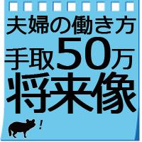 【夫婦二人暮らし】給料手取り50万円の生活費/将来イメージ